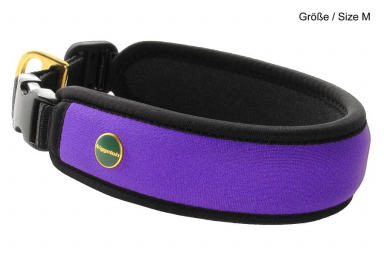 Collar FASHION Purple/Black