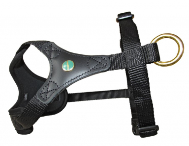 Dog Harness FOLLOW Start black-black
