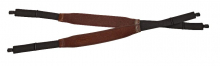 Suspenders Classic Loden brown