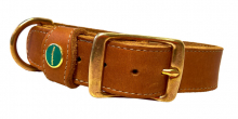 Leather Collar COCO PLUS - customized article