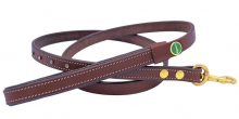 STAR Genuine Leather Lead Brown