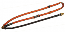 "Shoulder-lead ""GRIP"" Orange/Olive 20 mm"